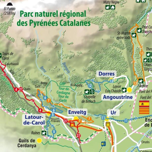 <span>Pyrénées Cerdagne</span><i>→</i>